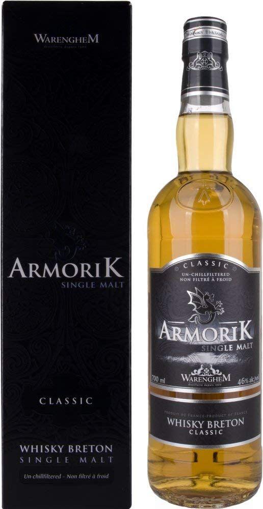 Whisky de Bretagne Armorik Classic Single Malt - 700 ml.