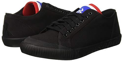 Le Coq Sportif Nationale Triple Black, Zapatillas Unisex Adulto. Talla 40.