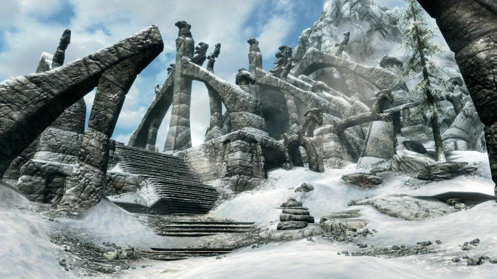 The Elder Scrolls V Skyrim Special Edition STEAM-KEY-PC