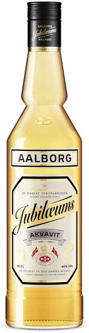 Akvavit Aalborg Jubiläums - 700 ml.