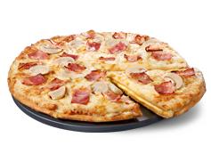 Telepizza familiar de 1 ingrediente a recoger sólo 3,60€