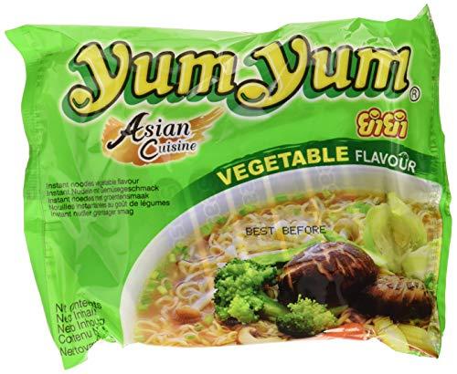 50 paquetes de Noodles Yum Yum