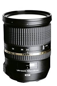 Objetivo Tamron 24-70mm f2.8