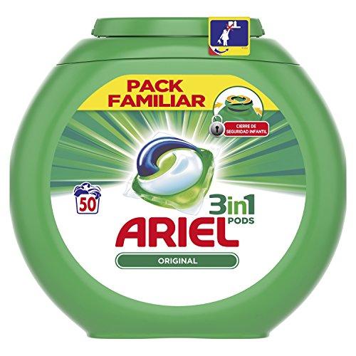 Ariel 3en1 Pods - Detergente En Cápsulas