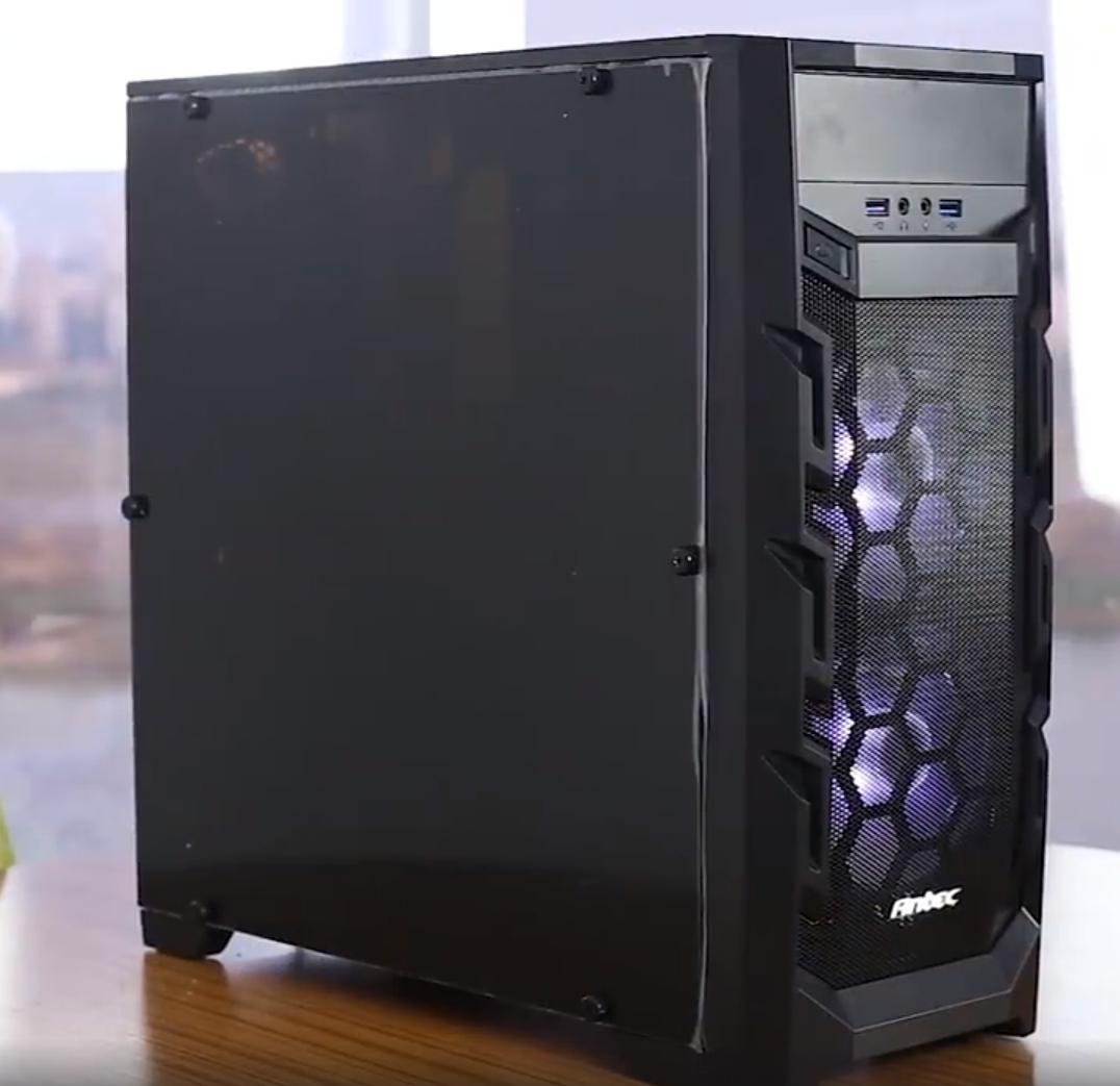 CoolPC Gamer II - R5 3600 / GTX 1660 Ti / 16GB DDR4 3200Mhz / SSD 240Gb (+ Juegos gratis)