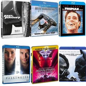Más de 90 Blu-Ray por menos de 6€ ( Doblaje Español y Subtítulos español)