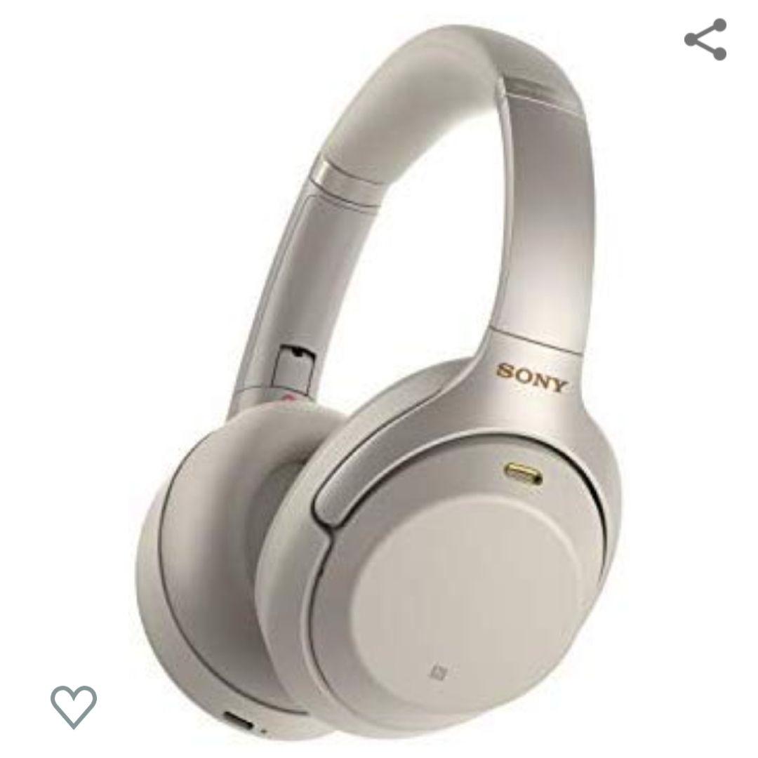 Auriculares Sony con Cancelación de Ruido - WH-1000XM3S
