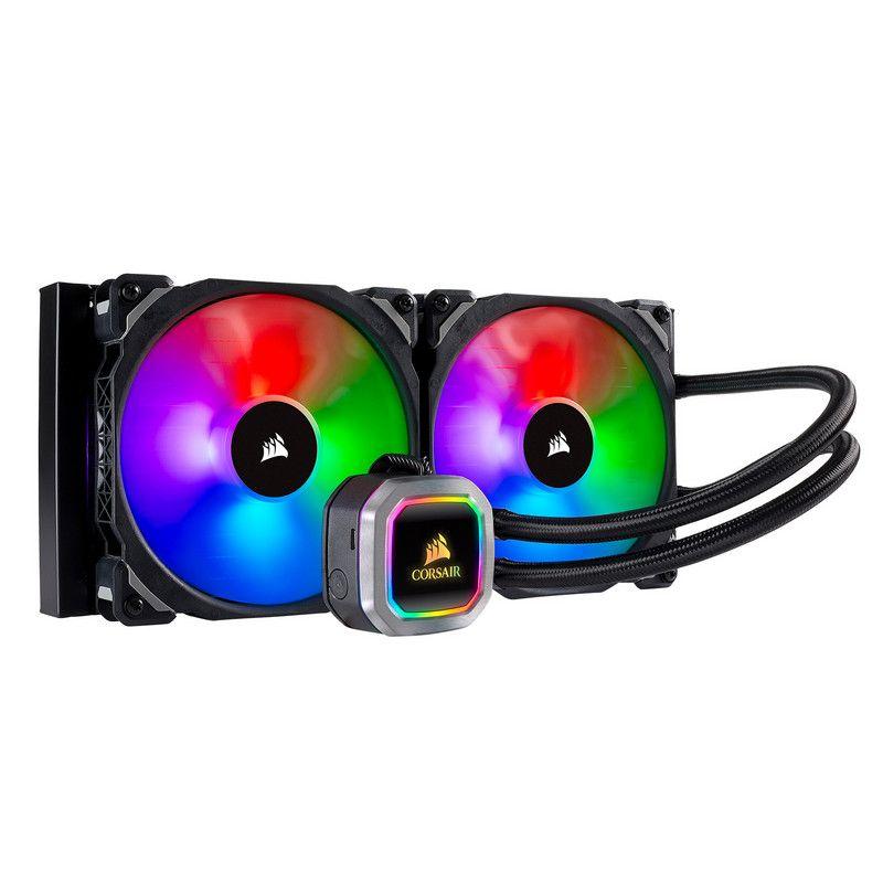 Kit de Refrigeración Líquida Corsair H115i RGB PLATINUM