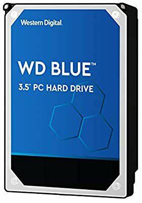 WD Blue - Disco duro para ordenadores de sobremesa de 4 TB