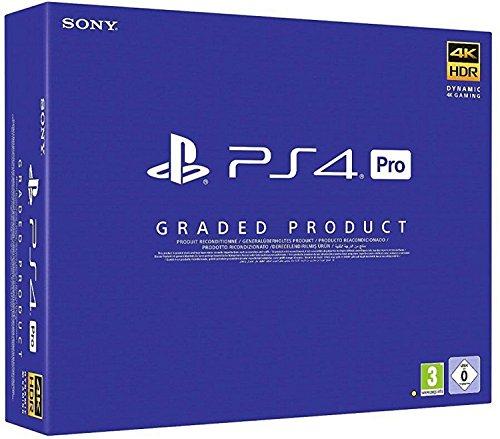 PlayStation 4 Pro 1Tb Graded