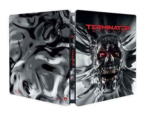 Terminator Genesis Bluray Edic. Steelbook