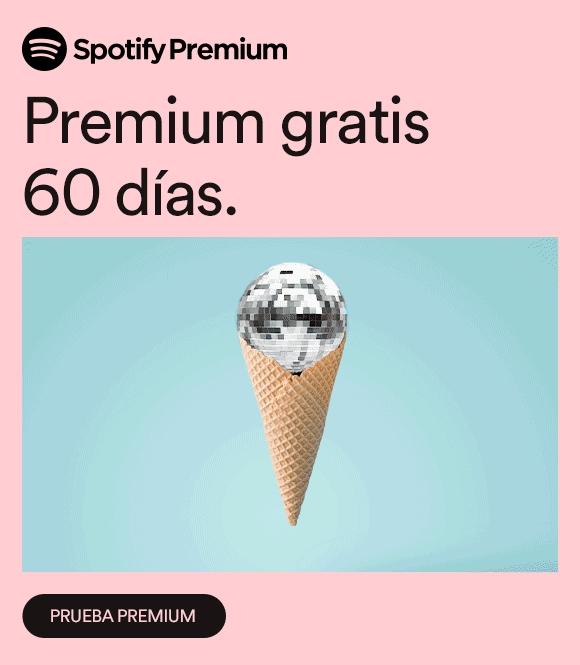 Spotify Premium Gratis 60 días