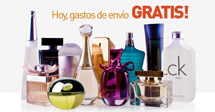 Envío gratis todo el fin de semana | Perfumes 24h