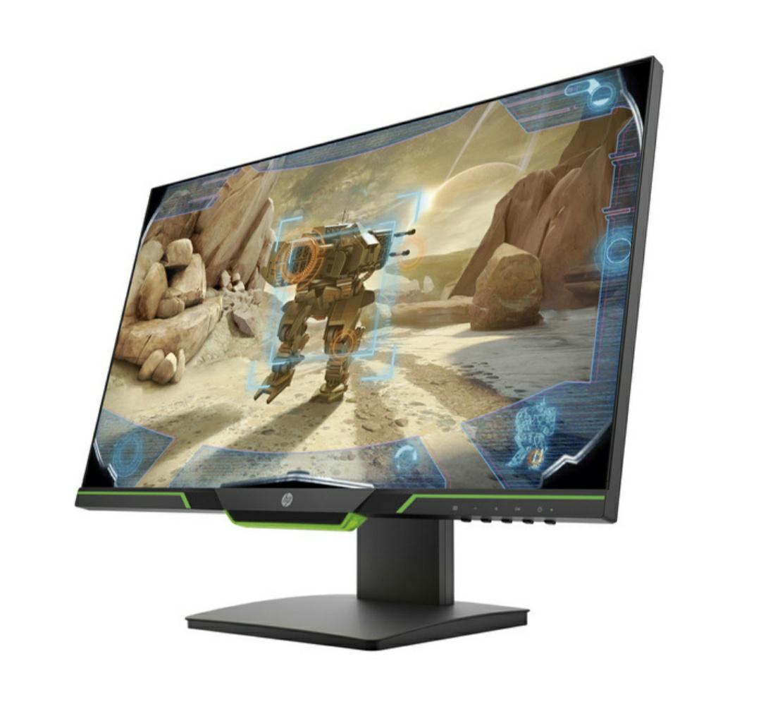 Monitor PC gaming - HP 25x
