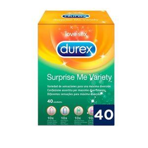 15% Descuento en Durex: condones a 50 cent.