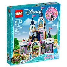 Castillo de ensueño de Cenicienta LEGO y LEGO City - Comisaría de policía