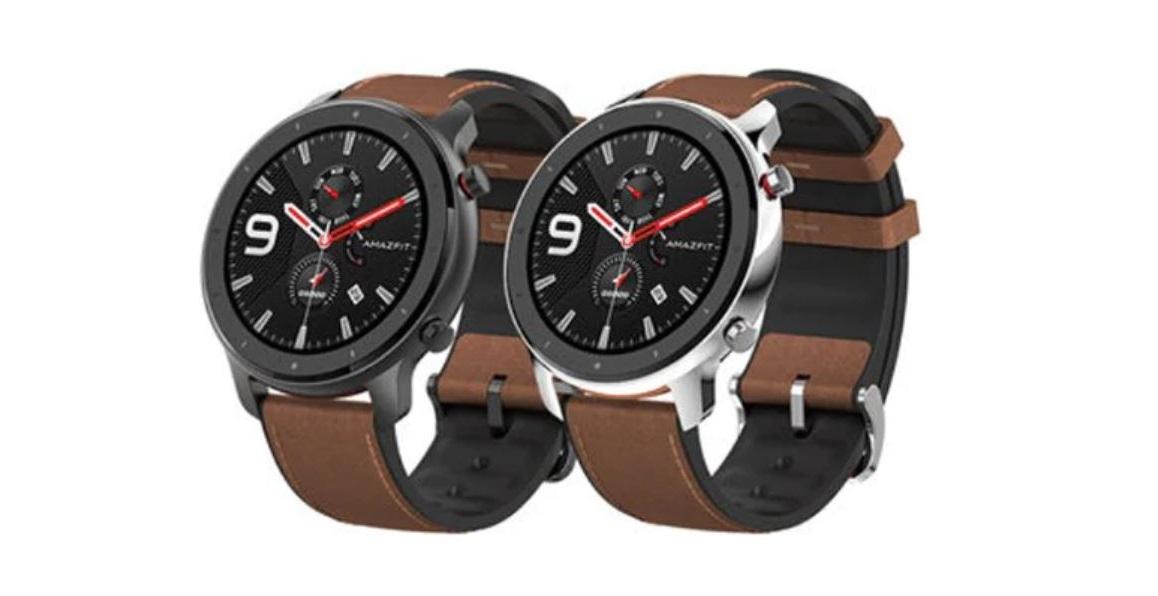 AMAZFIT GTR 47mm Reloj Inteligente Versión Internacional