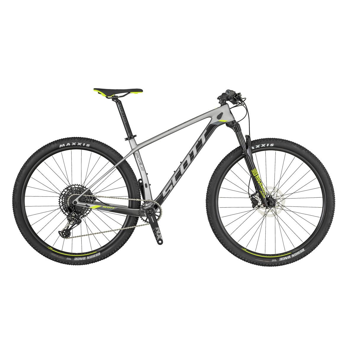 "Bicicleta de montaña Scale 900 Elite Scott ""CARBONO"""