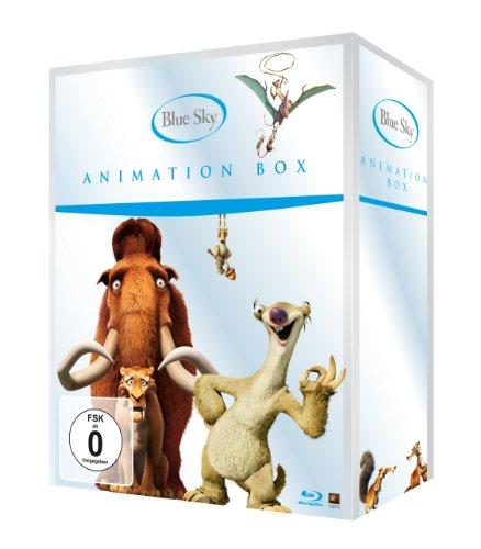 Saga Ice Age + Robots + Horton (5 pelis) Blu-Ray
