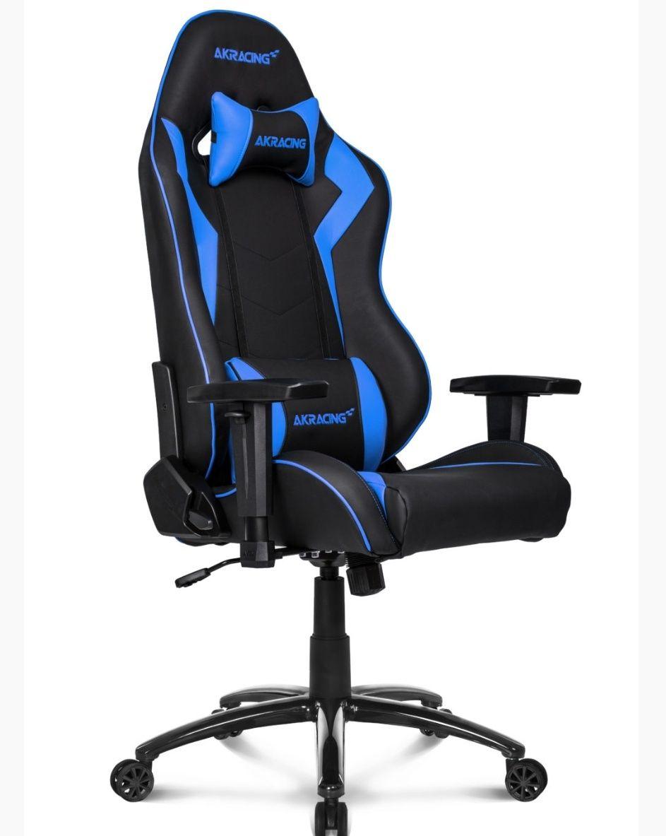 AKRacing Core Series SX Azul - Silla Gaming