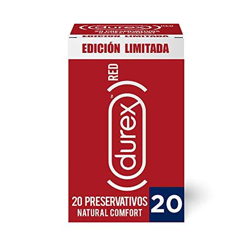 20 preservativos Durex