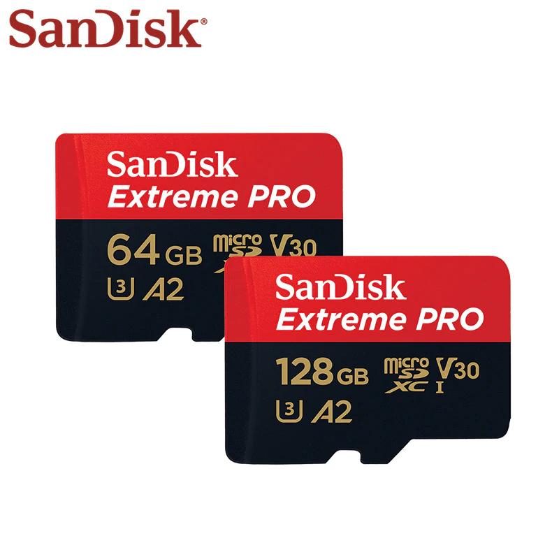 Sandisk Extreme PRO 128GB Micro SD y en más capacidades