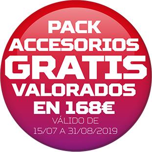 Pack de 168€ GRATIS por la compra de un Acer Predator Helios 300