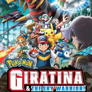 Gratis TV Pokémon: Giratina y el defensor de los cielos
