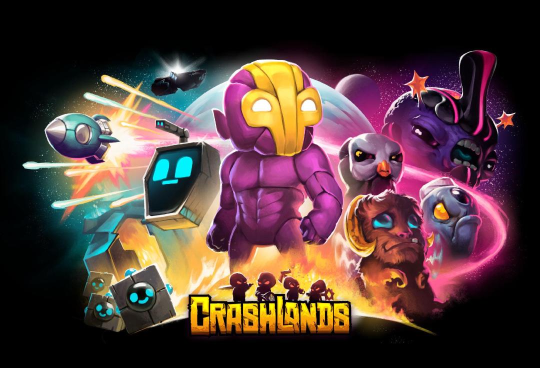 Crashlands para android superrebajado!!