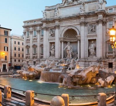 Roma 156€/p= 3 noches en hotel 3* + desayuno + vuelos