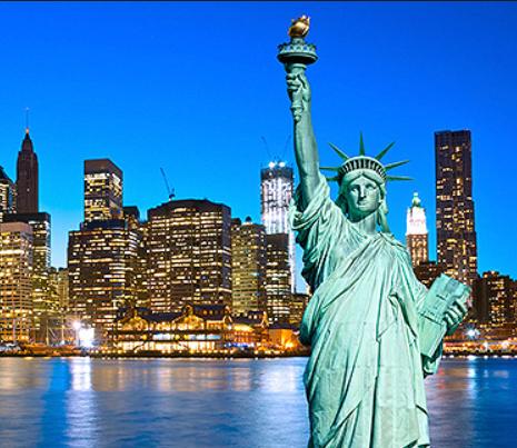 Vuelos directos Madrid - Nueva York desde 231€
