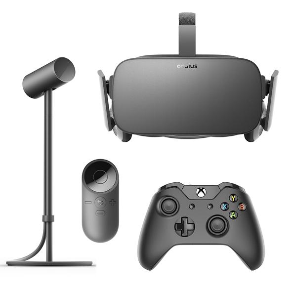 Oculus Rift Realidad Virtual solo 294€