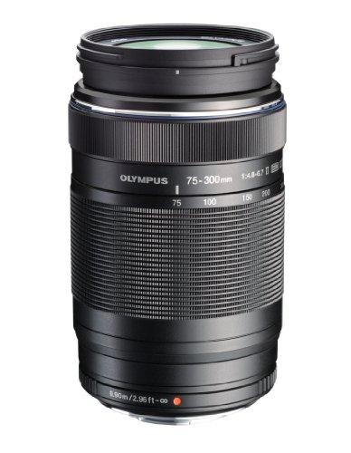 Objetivo para Micro cuarto tercios  Olympus 75-300mm f/4.8-6.7 II