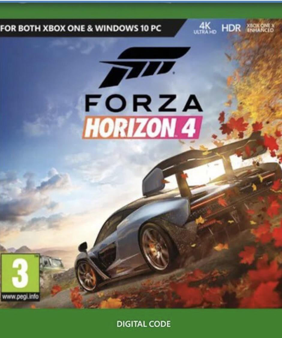 Forza Horizon 4 PC/Xbox One
