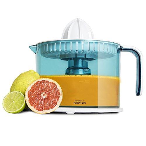 Exprimidor eléctrico para naranjas y cítricos de 40 W.