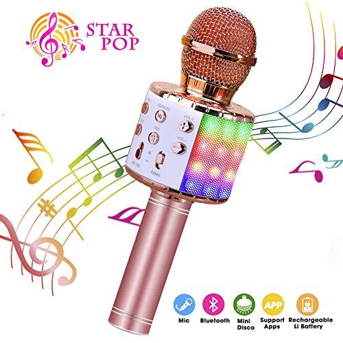 Micrófono karaoke