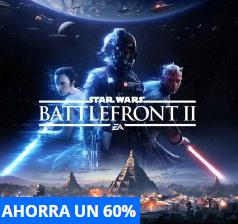 STAR WARS™ Battlefront™ II (Castellano, PS4)