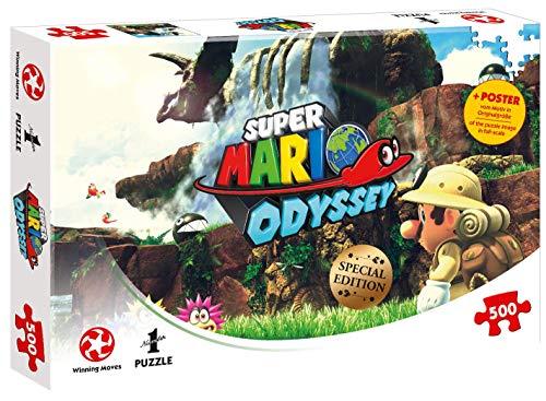 Super Mario Puzzle + Póster solo 5.2€