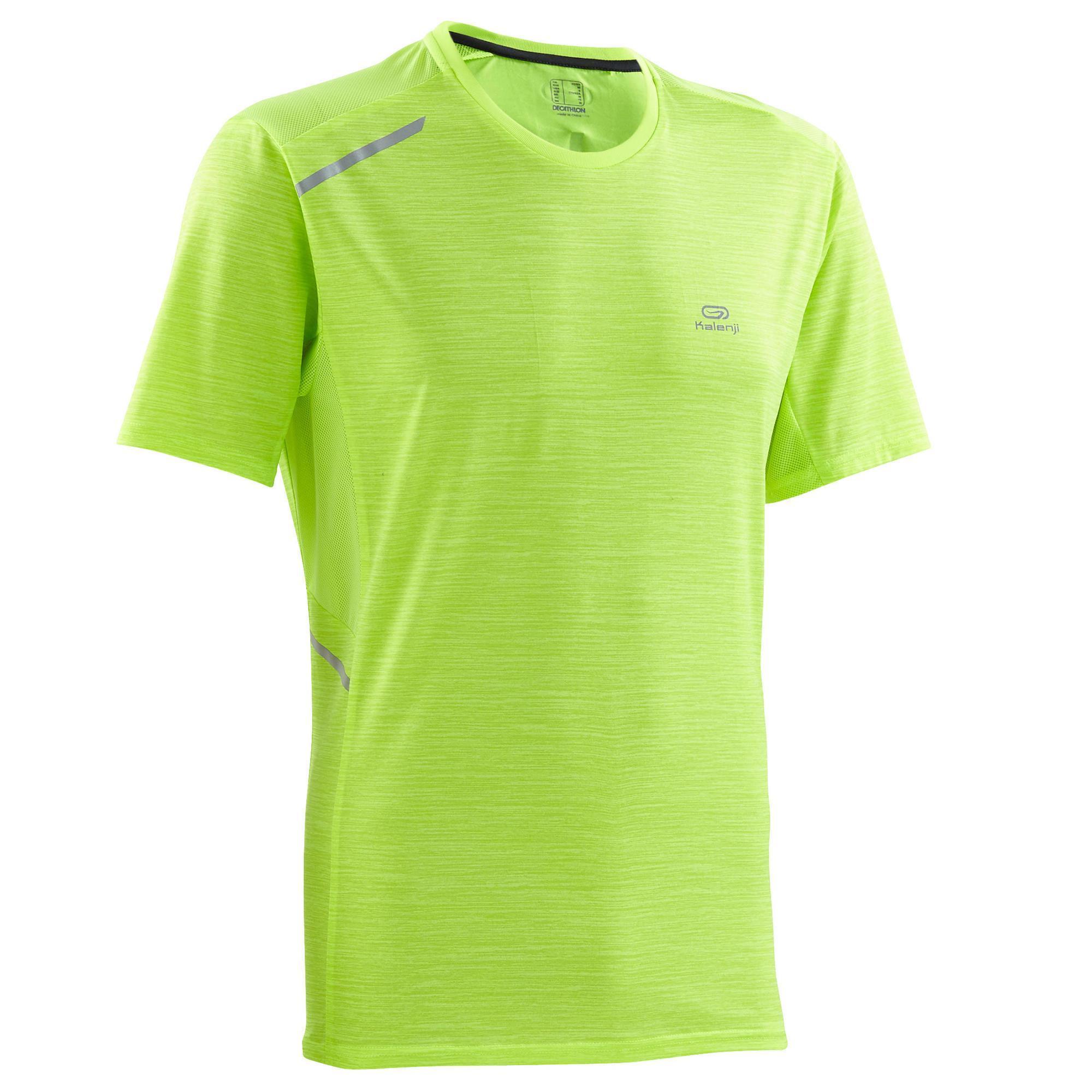 Camiseta de running para hombre Kalenji