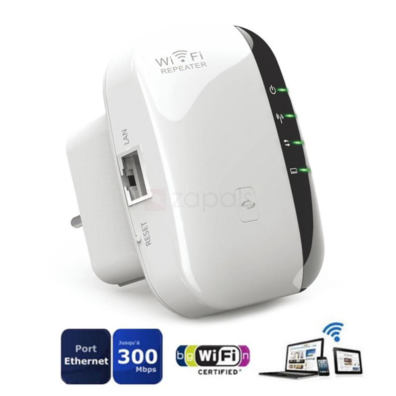 300Mbps Wifi Range Extender Repetidor Inalámbrico 802.11n / g / b