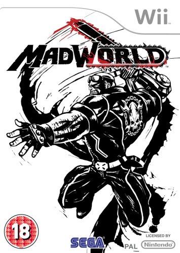 Juego Madworld (Wii)