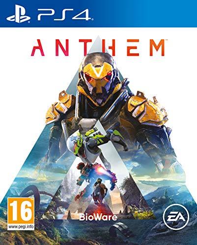 PS4: ANTHEM (juego físico) por sólo 18,36€