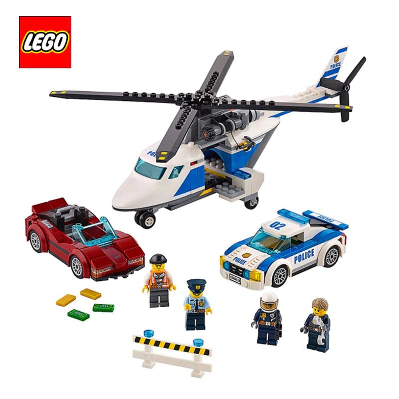 LEGO City Police - Persecución por la Autopista