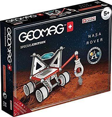 Geomag- Special Edition Rover NASA
