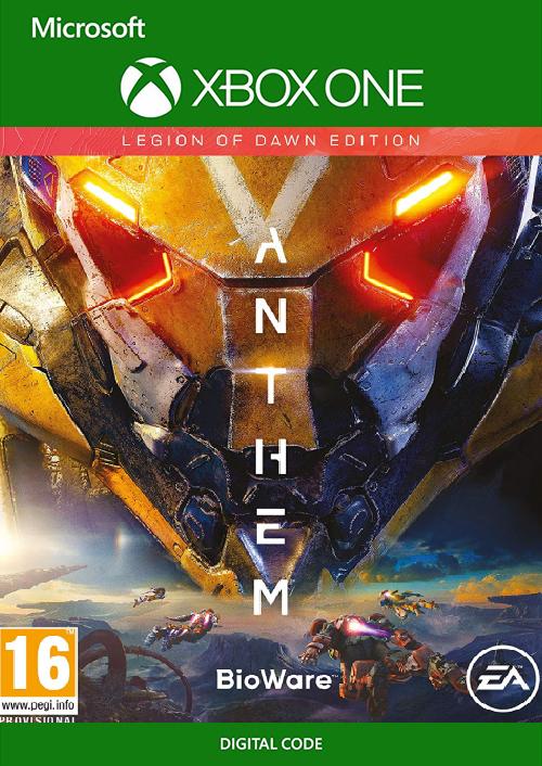 Anthem: Edición Legion of the Dawn KEY DIGITAL Xbox One