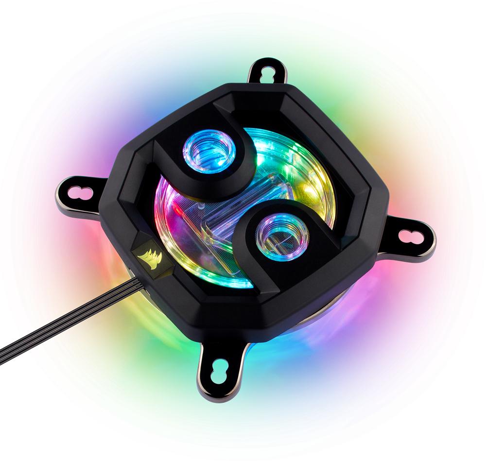 Corsair XC7 RGB - Bloque de Refrigeración Líquida