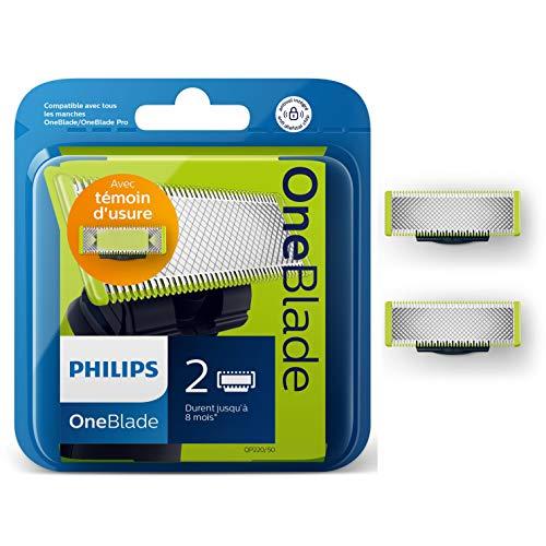 2 Cuchillas para Philips OneBlad por 15.2