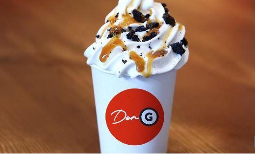 Cafe o helado gratis en DON G + cupón para bocadillo gratis por comprar una cerveza