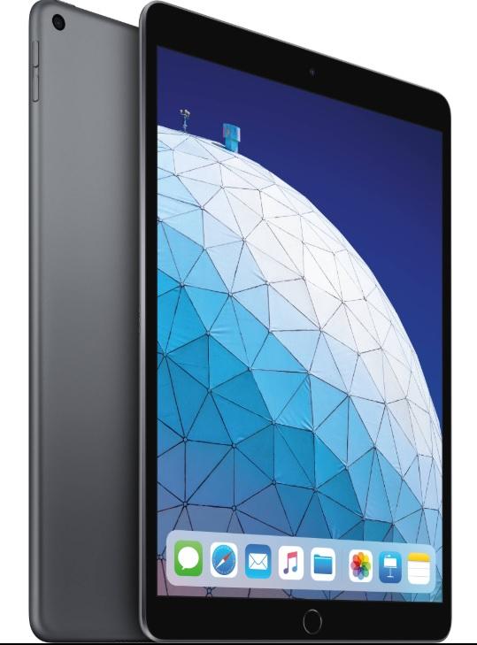 """Apple iPad Air (2019) 10.5"""" MUUJ2 64GB - Gris Espacial (1 año de garantía oficial de Apple)"""