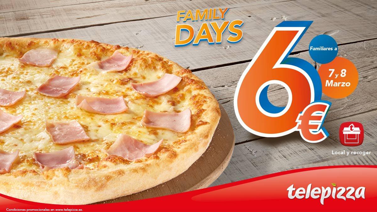 Family Days 7 y 8 De Marzo